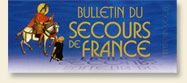 Bulletin du Secours de France